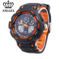 SMAEL Brand Hours Digital Watch relojes para hombre Men's Clock Quartz Relogio Masculino Military Sport Mens Casual Wristwatches