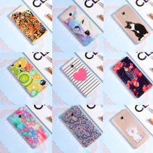 For Xiaomi Redmi 4X 4 Pro 4A 4 Prime Redmi Note 4 Pro Note 4X 3S Phone Case Soft TPU Transparent Rubber Back Cover Housing Coque