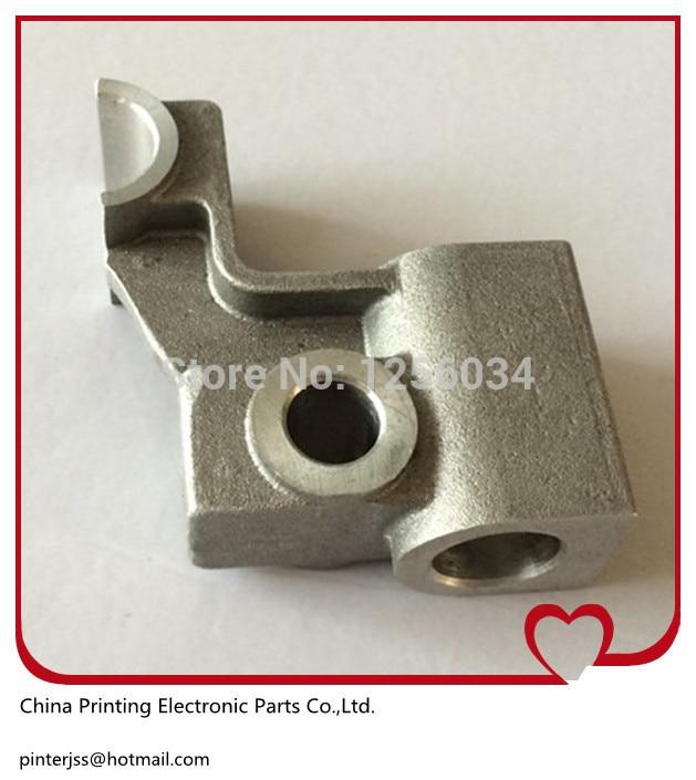 Komori parts feeder feeding head aluminum bracket