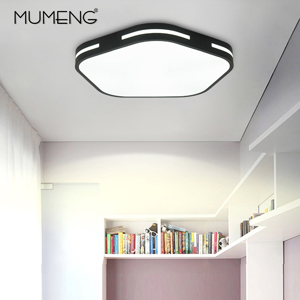 Modern led ceiling light creative simple exquisite lighting fixture office bedroom living room study room nordic decorative lamp