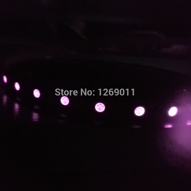 SMD5050 High Brightness InfraRed 850nm 940nm Fleksible LED Strips 60 - LED-belysning