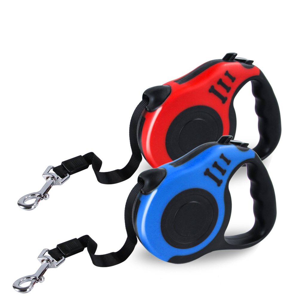 3M/5M Roulette For Dogs Automatic Retractable Leashes Flexible Cats Collars 4 Colors Puppy For Small Medium Pet Dog Accessories sony беспроводные наушники