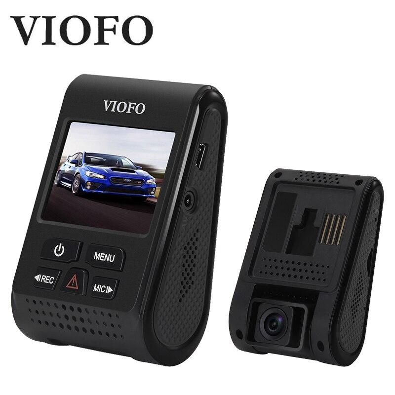 """imágenes para VIOFO A119 Con Módulo GPS 2.0 """"ov4689 coche dvr novatek 1080 p dash cámara de vídeo h.264 160 grados detector motion detección dashcam"""