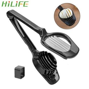HiLife Stainless Steel Handheld Mushroom Tomato Cutter
