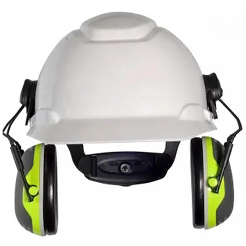 Image 5 - 3M X4P3 type de suspension cache oreilles disolation phonique pour casque de sécurité protecteur doreille 3m réduire le bruit mécanique cache oreilles industriels-in Oreille Protecteur from Sécurité et Protection on AliExpress