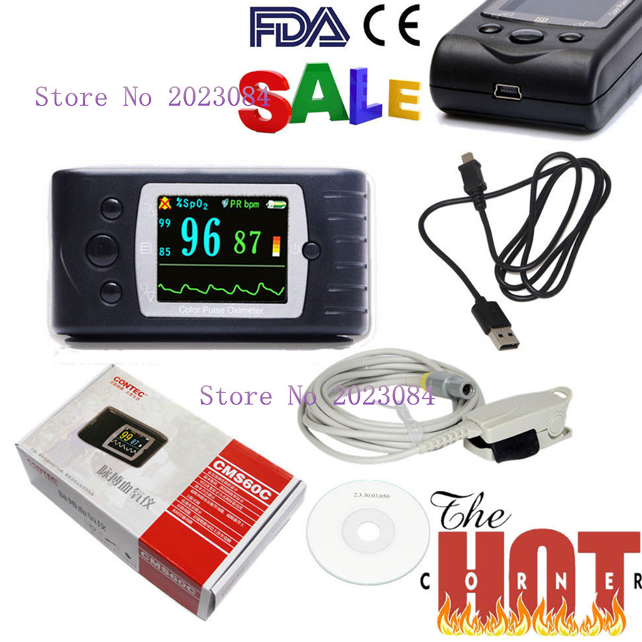 contec CMS60C OLED Puse Oximeter Monitor USB+SW Pulse Rate Oxygen Blood SPO2contec CMS60C OLED Puse Oximeter Monitor USB+SW Pulse Rate Oxygen Blood SPO2