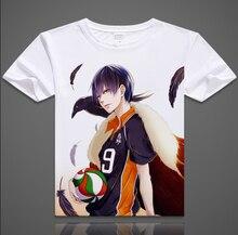 Japanese anime Haikyuu T shirt Anime ikkyuu nyu kon Word T Shirt Short Sleeve Tshirt Tops