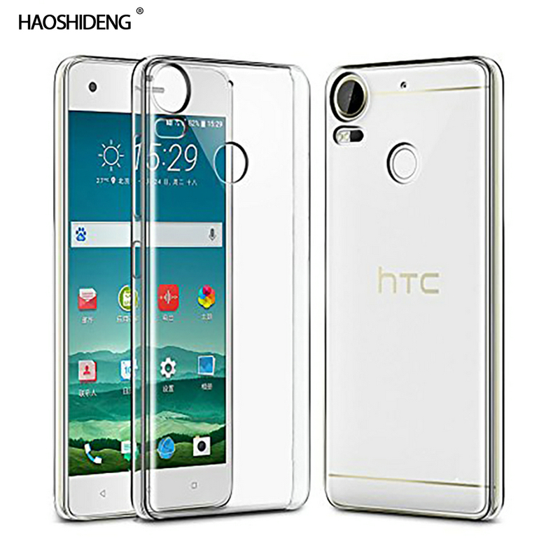 Case For HTC Desire 10 Pro TPU Silicon Durable Clear Transparent Soft Case for HTC Desire 10 Pro Phone protective Back Cover
