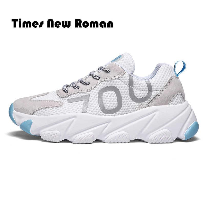 Times/Новинка; удобная обувь в римском стиле на шнуровке для взрослых; мужская повседневная обувь; легкая обувь на плоской подошве; Мужские дышащие мягкие кроссовки