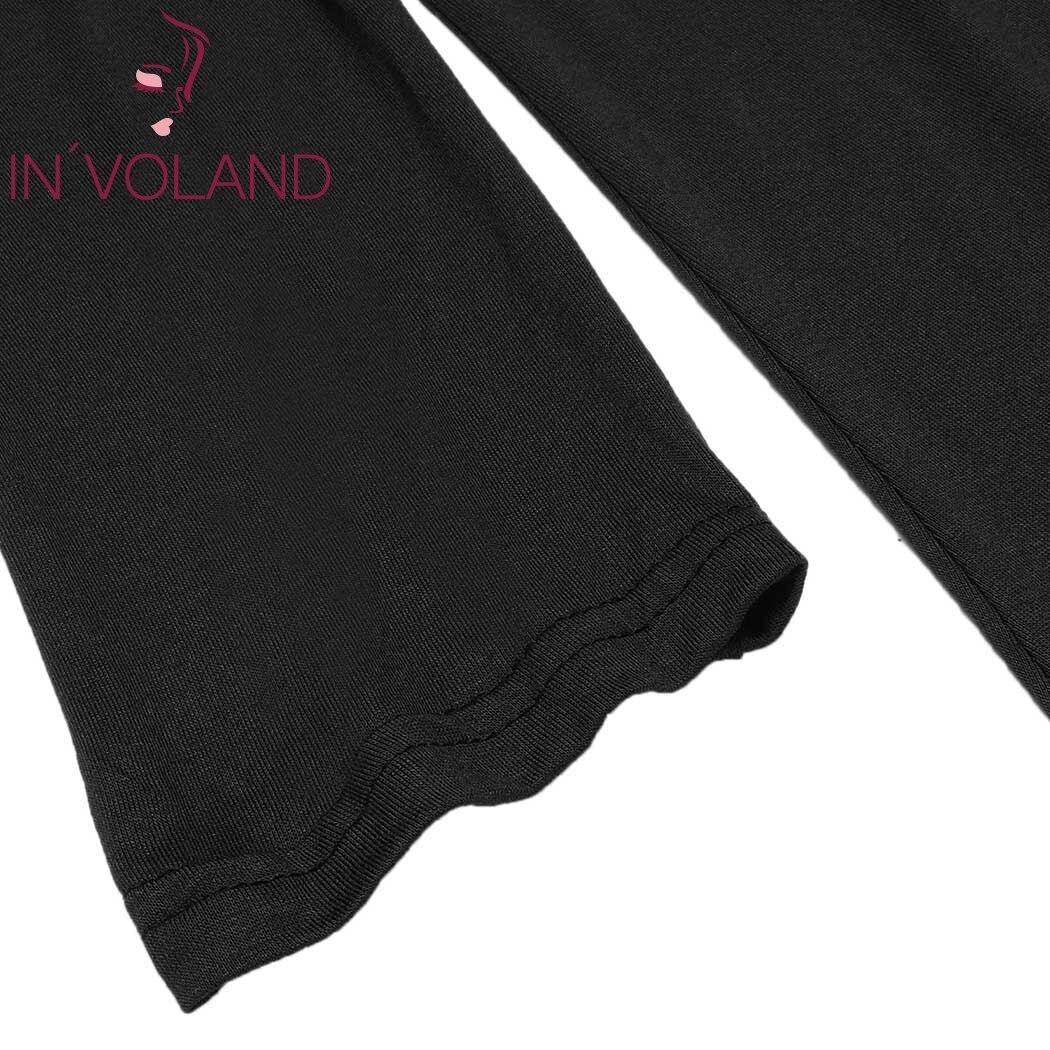 IN'VOLAND Կանացի Cardigan Jacket Plus Չափի - Կանացի հագուստ - Լուսանկար 6