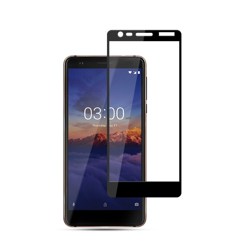 For <font><b>Nokia</b></font> 3 5 Tempered Glass Screen Protector Film CASE for <font><b>Nokia</b></font> 7.1 8.1 5.1 6.2 7.2 for <font><b>Nokia</b></font> 4.2 3.2 3.1 2.2 for <font><b>Nokia</b></font> 7 Plus image