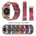 Leather Watch Band F...
