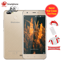 Blackview A7 Pro MT6737 Quad Core Cell Phone Android 7.0 Smartphone 2GB RAM 16GB ROM Dual Back Camera Touch ID 4G Mobile Phone