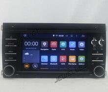 Octa core 1024*600 HD экран Android 8,0 автомобильный DVD gps радио навигации для Porsche Cayenne 2002-2010 с 4 г/Wi-Fi, DVR БД 1080 P