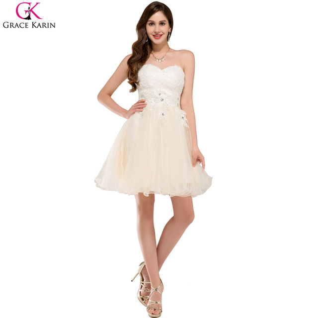 Grace Karin Short Prom Dresses 2017 New Arrival Women Special ...