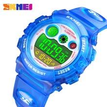 SKMEI Children Watch Boys Waterproof LED Digital Sports Kids Alarm Date for Girl Gift Reloj Deportivo 1451
