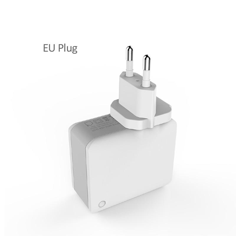 INGMAYA Resladdare USB 4-portar 22W Power 2.4A Charge För iPhone 5S - Reservdelar och tillbehör för mobiltelefoner - Foto 2
