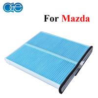 Car Parts Carbon Cabin Air Filter For Mazda 3 2 0L Mazda 6 2 5L CX