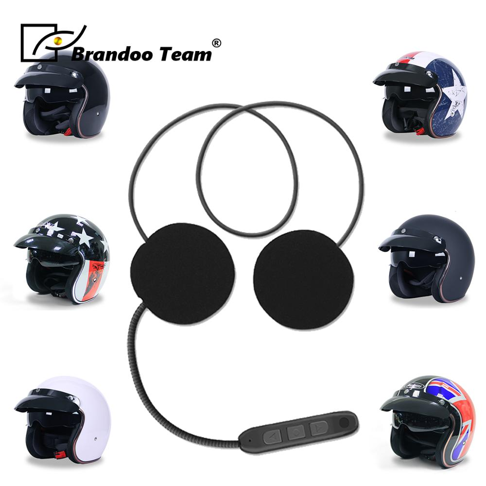 Moto Bluetooth Wireless Anti-interference Helmet Headset Hands Free Bluetooth Earphonefor Motorcycle