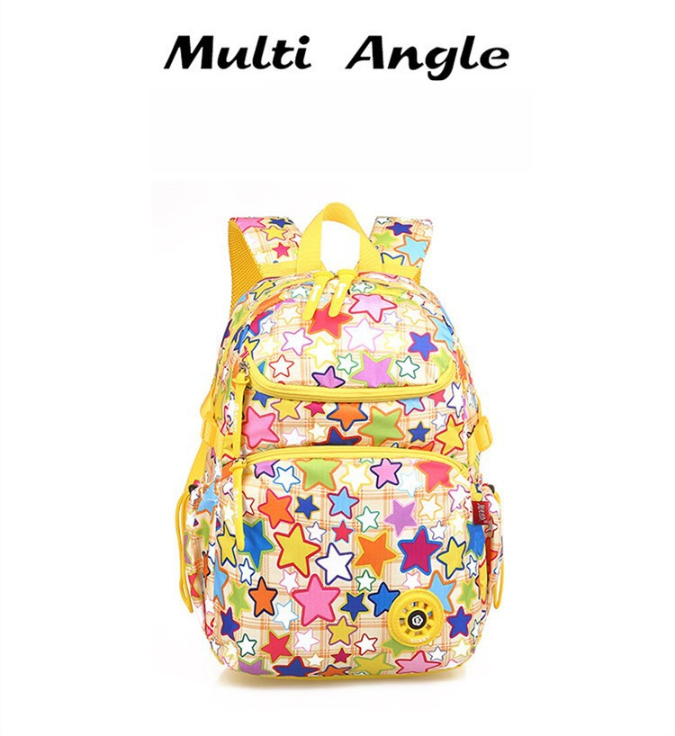 f0b0240cb41c school bags for girls mochila infantil Children backpacks elementary ...