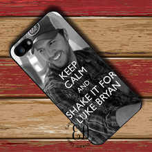 4d524611 Keep Calm And Luke Bryan case for iphone X XR XS Max 4 5s SE 6