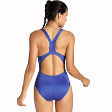 Womens Elite Pro Maxback Sport Training Athletic One Piece Swimsuit