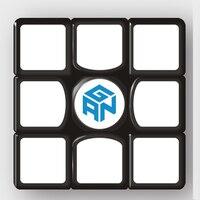 Gan356 Air 5 6cm 3x3x3 Speedcube Advanced Master Standard Edition Magic Cube Gans Puzzle Black White