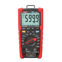 UNI-T UT195E UT195M Professional Handheld Industrial Multimeters True RMS IP65 Digital LCD Display