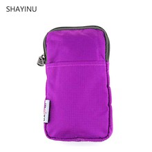 New Unisex Multifunction travel Hook bags Black leather funny chest pack women waist pack hiqh quality men waist bags B0284