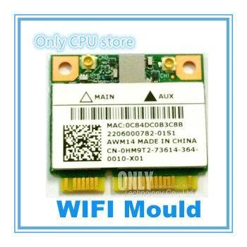 867Mbps Dell Killer 1420 AC AWM14 Dual Band Mini PCI-E WiFi Card 802.11AC BT 4.0
