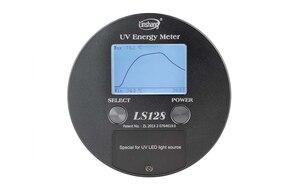 Image 1 - DHL of EMS gratis verzending LS128 LED UV Energie Meter Met een hoge precisie snelle respons temperatuursensor