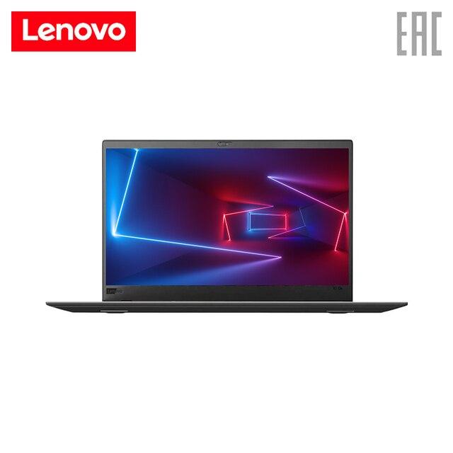 """Ноутбук Lenovo ThinkPad X1 Carbon 6 14""""/i7-8550U/8Гб/512Гб/noODD/Win10/Черный (20KH0039RT)"""