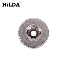 HILDA Алмазный наждачный круг для шлифовального круга, электрическая Многофункциональная точилка, аксессуары для точилки