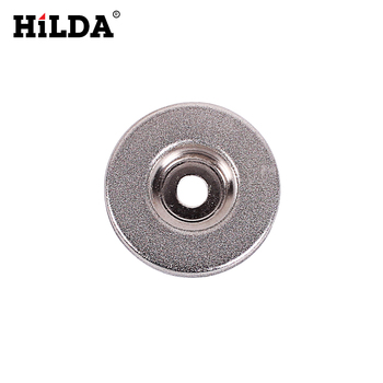 HILDA Original de Emery wheel para moler eléctrico de la rueda sacapuntas multifunción accesorios para sacapuntas