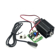 купить Focusable 980nm 50mw IR Laser Diode Module Dot/Line/Cross laser w/TTL and 12V 1A Power Adapter дешево