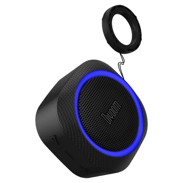 Divoom Airbeat-30 Portable Bluetooth  wireless speaker IPX44 water resistant  ideal for bike With build-in handsfree call