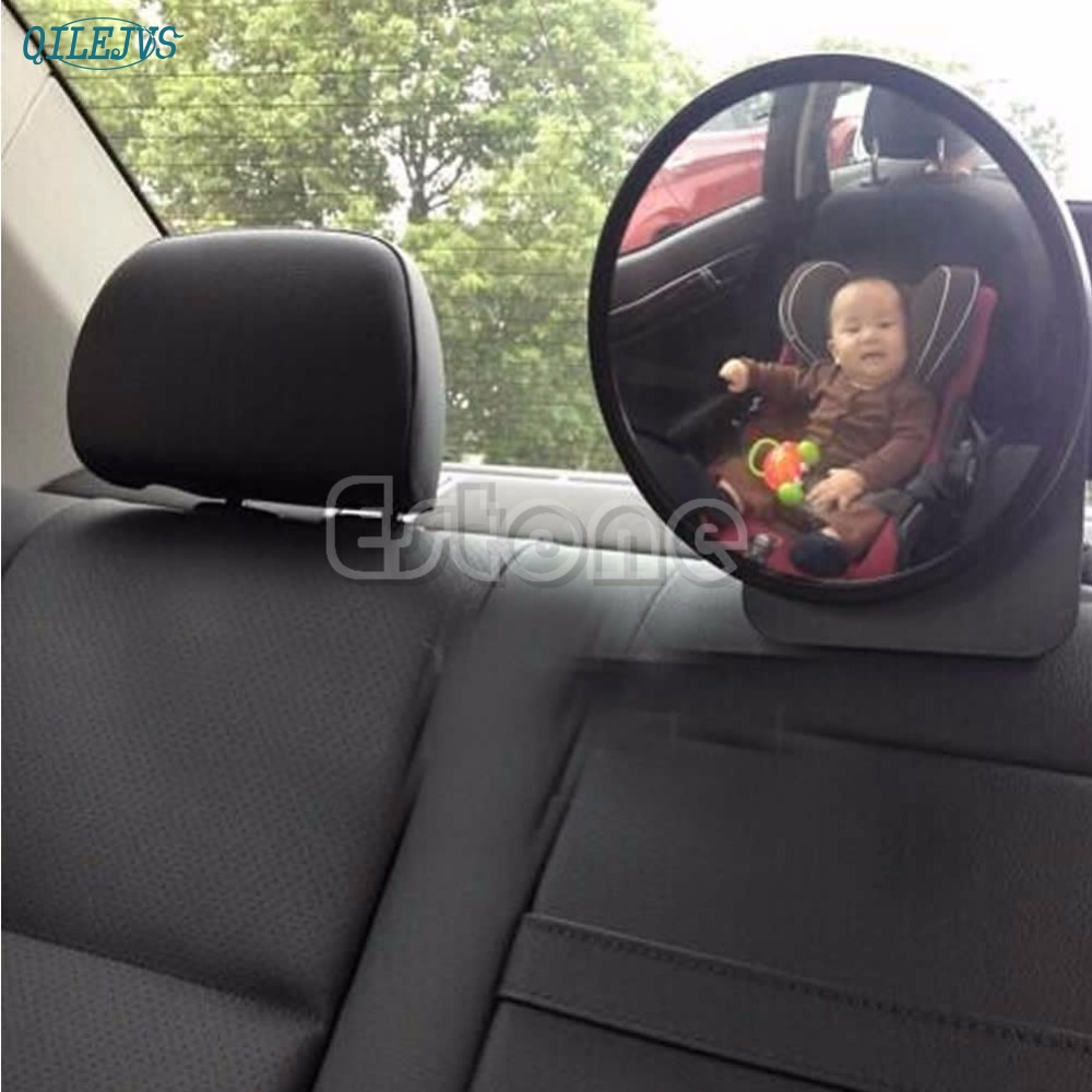 Universal Infant Car Safety Seat Inside Mirror View Back Rear Ward Facing Care #330 ...