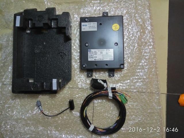 Oem Rcd510 9w2 Bluetooth Module Plug U0026play Harness Microphone Foam Scaffolds For Vw Golf Jetta