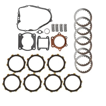 Carburetor Complete Clutch Kit & Full Gasket kits for Yamaha 1988-2006 Blaster 200 YFS 200 free shipping outboard engine boat motor complete power head seal gasket kit for yamaha f2 5 free shipping