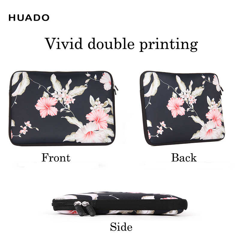 325f7a73fd0b laptop sleeve bag for women Neoprene Protect Cover For 10 12 13 14.1 15  inch Tablet Notebook Laptop Bag 15.6 13.3 10.6 10.1 PC