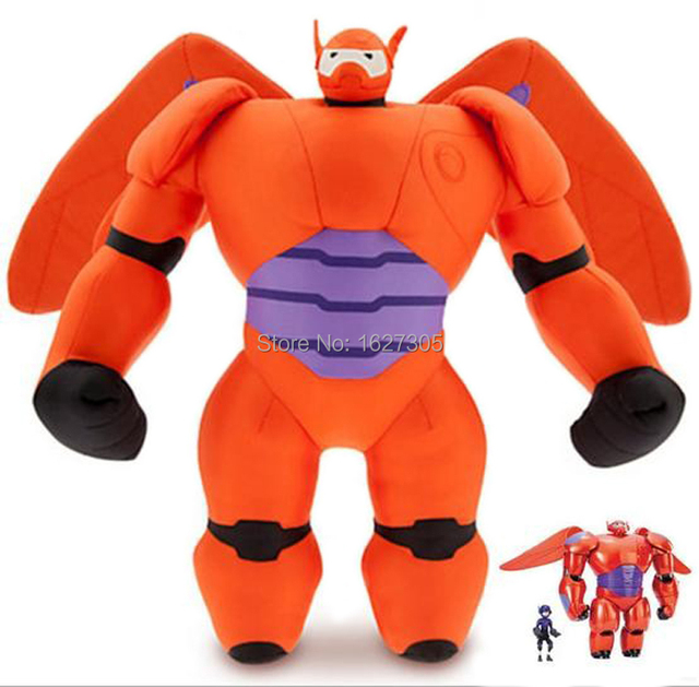 Free Shipping New Coming Big Hero 6 Baymax Doll Size 25cm And Plush