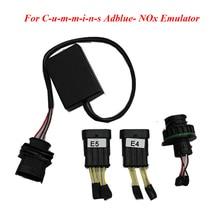 2 шт./лот через DHL Бесплатная Adblue Эмулятор cummins с NOx датчик эмуляции поддержка Евро 3 и 4 и 5