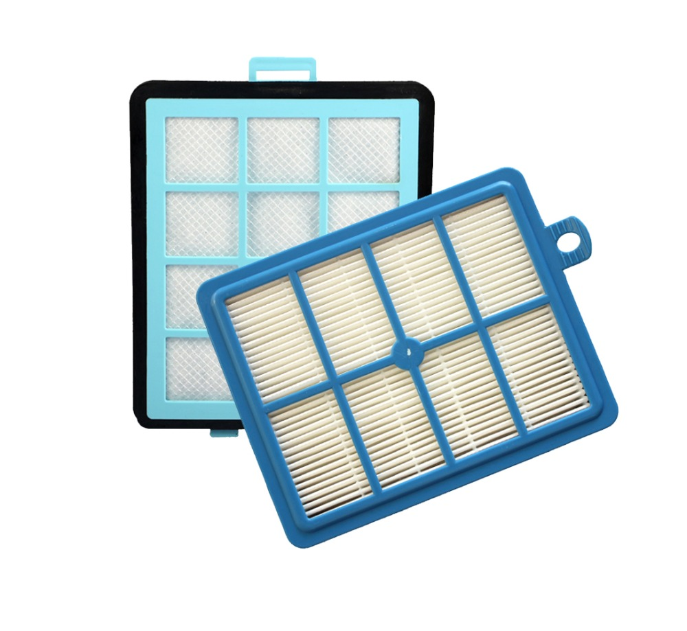 1x Exhaust vents filter +1x Intake Vents HEPA Filter Replacement for philips FC8766 FC8767 FC8760 FC8764 vacuum cleaner parts 1x exhaust vents filter 1x intake vents hepa filter replacement for philips fc8766 fc8767 fc8760 fc8764 vacuum cleaner parts