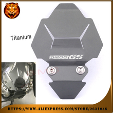 Motorcycle Engine Housing Protection Cover For BMW R1200GS LC ADV 2013-2016, R1200R R1200RS R1200RT LC 2015-2016 free shipping