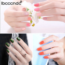 Ibcccndc 10ml Women 10ML Gel Nail Polish Nail Art Nail Gel Polish Long Lasting uv vernis a ongle vernis holographique lacquer