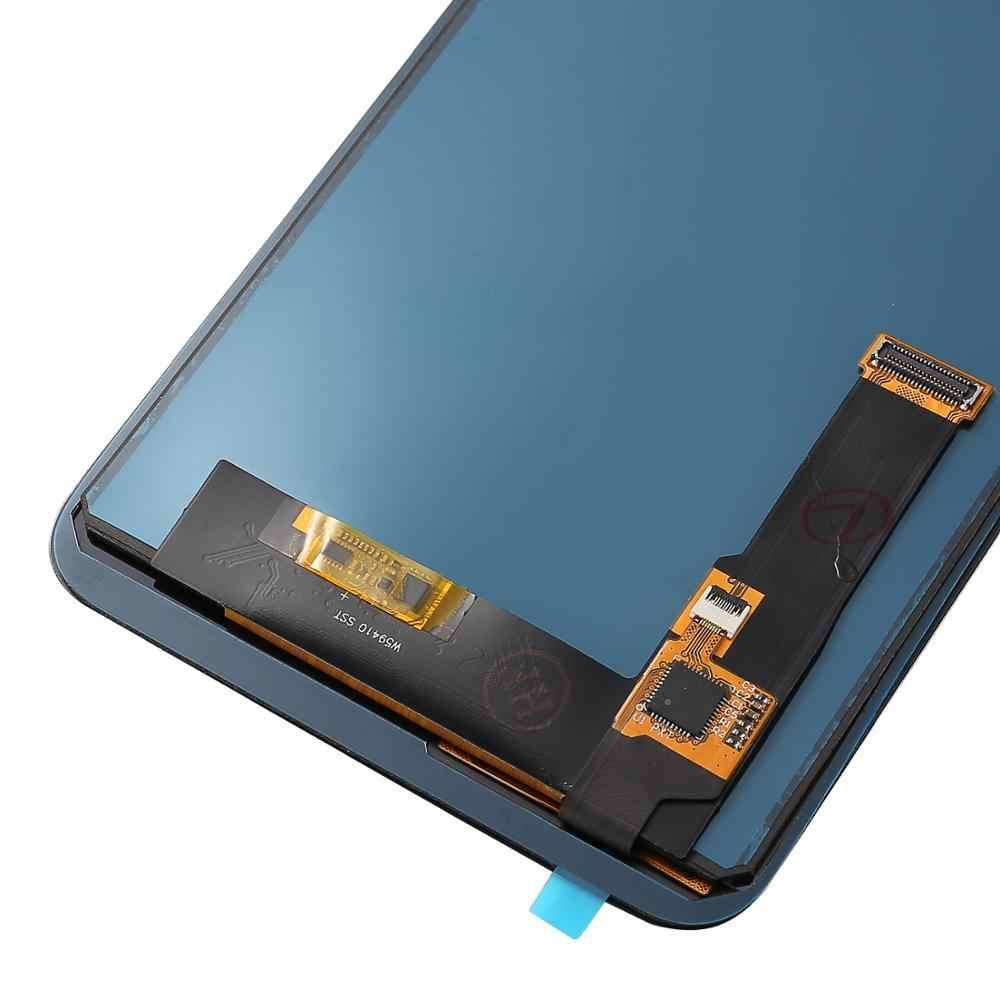 LCD de trabajo 100% probado para Samsung J8 2018 J800 SM-J800FN pantalla LCD y montaje de digitalizador de pantalla táctil para Samsung J8 2018