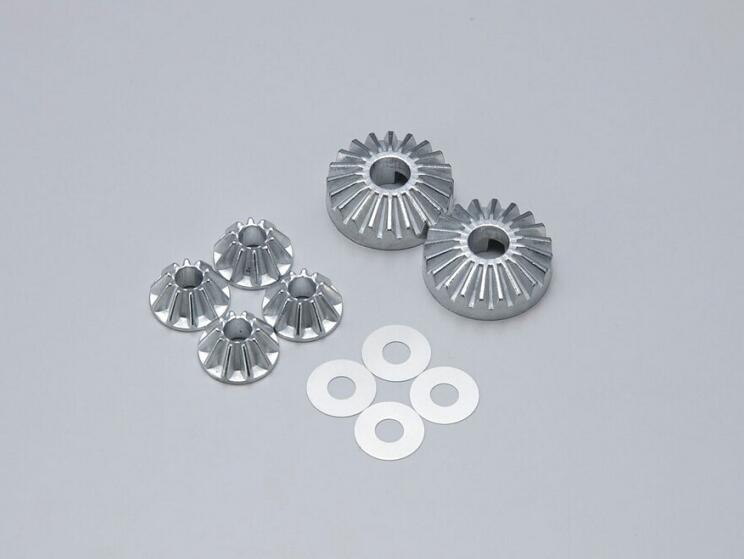 Free Shipping Spare Parts IF402 Diff. Bevel Gear Set for Kyosho 1/8 RC Car GT2 FOXX MAD ST NEO