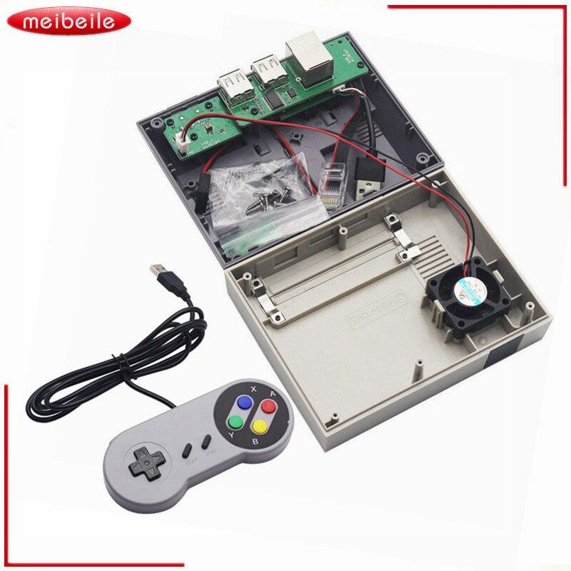 Mini NES Retroflag NESPi Case Designed For Raspberry Pi 3 2 in stock USA
