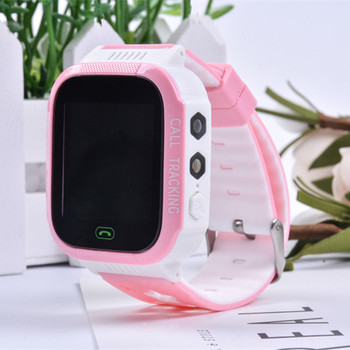 Facebook Smart Watch For Kids Safe LBS SOS Camera SIM Call Baby Wristwatch Waterproof Gift For Children GPS PK DZ09 A1 Men Women 4