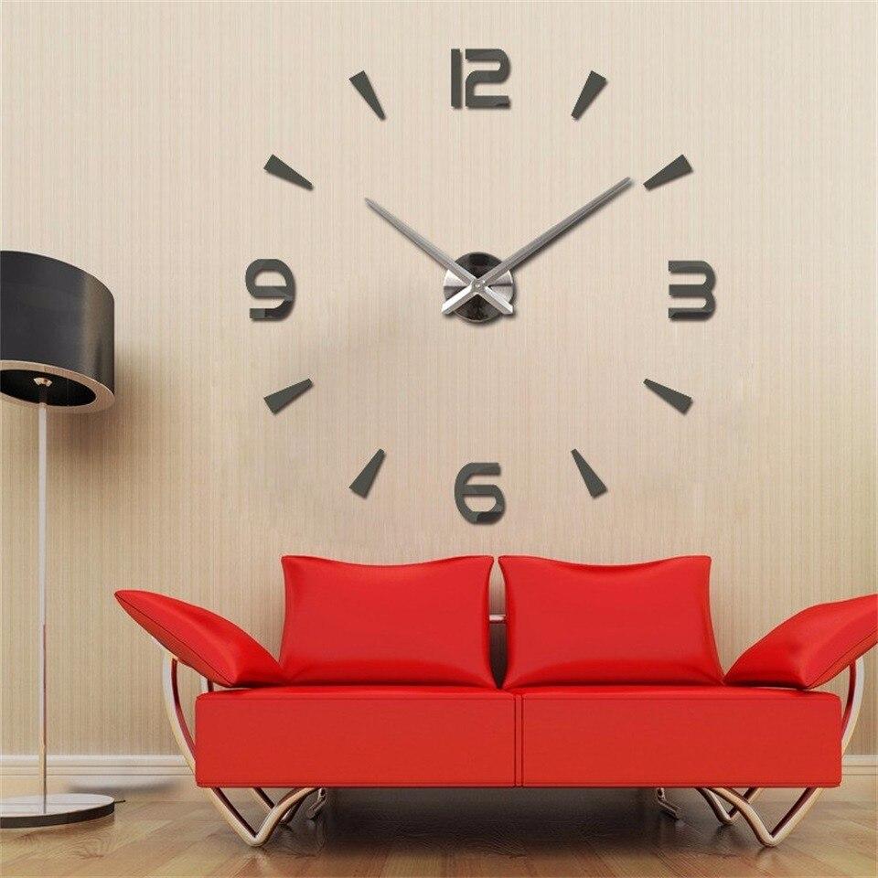 muhsein Ρολόι τοίχου Σύγχρονο σχέδιο - Διακόσμηση σπιτιού - Φωτογραφία 2